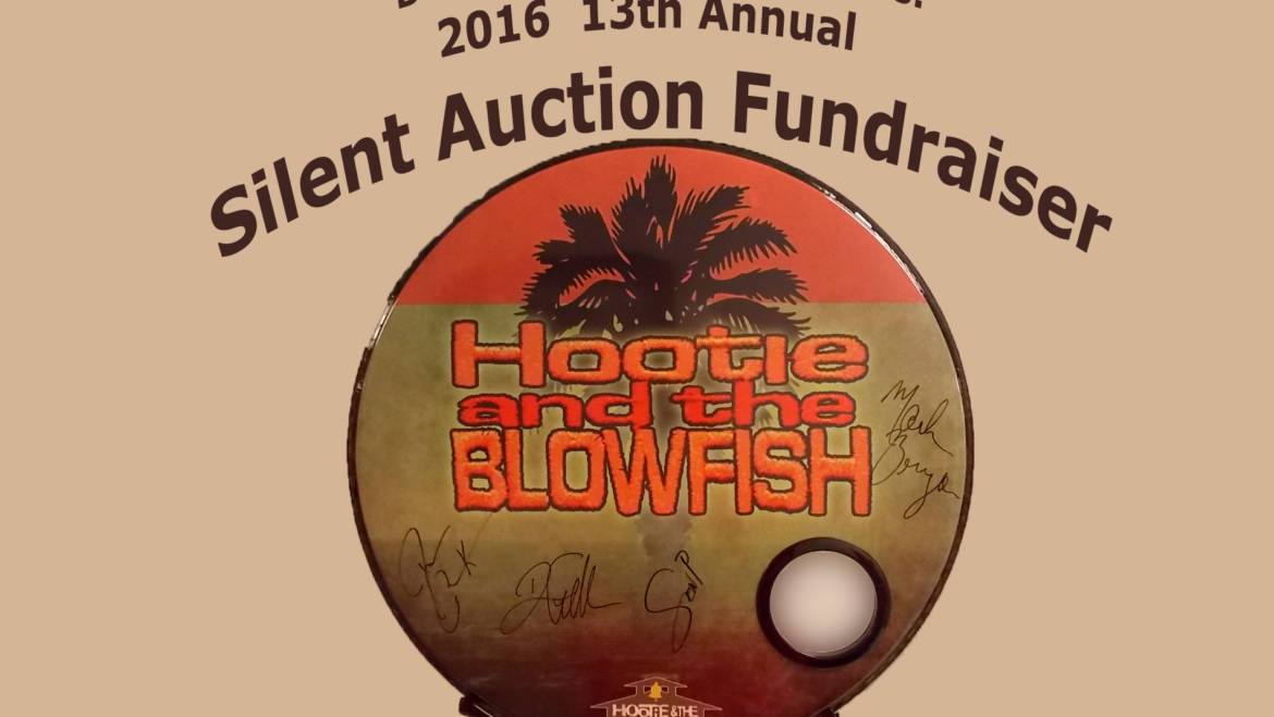 2016 Silent Auction Fundraiser