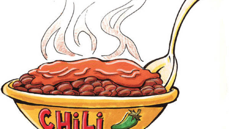 February  Chili Fundraiser!