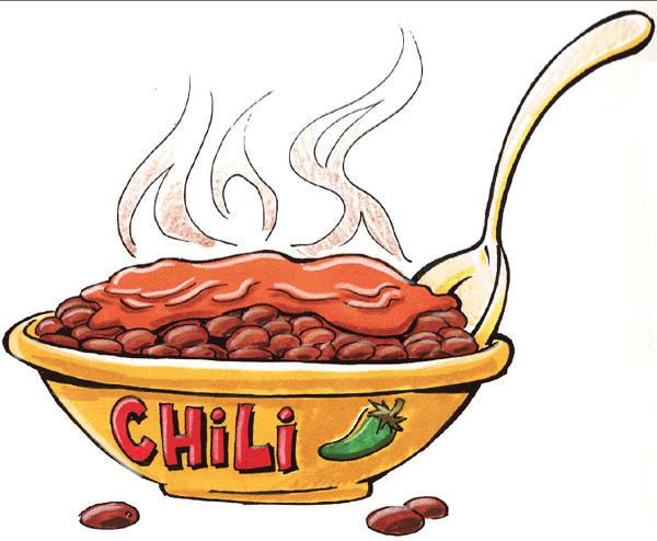 February  Chili Fundraiser!