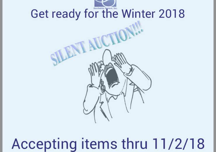 2018 Silent Auction