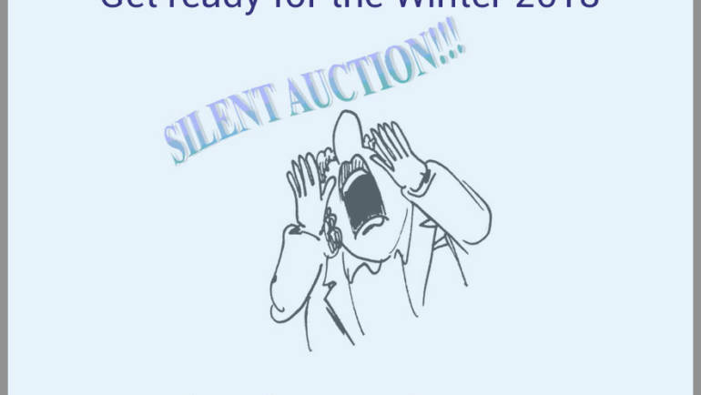 2018 Silent Auction
