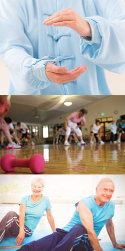 50 plus multiple activities