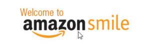 imag eof the smile Amazon logo to donate to the Dorchester Seniors Center in Summerville, SC