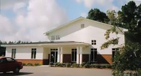 image of david sojourner center in st george
